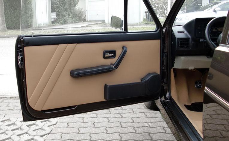Türpappen Türverkleidung Vw Golf 1 Cabrio Bj 1979 1992 Tür Und